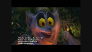 King Julien - I Like To Move It , Move it