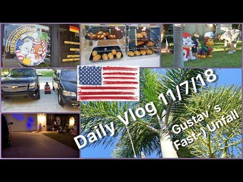 Daily Vlog - Frühstück bei Schwabenbrunch Cape Coral - Ambers Live Reaktion auf die Hundis
