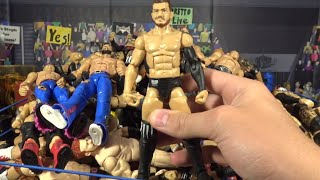WWE Action Figure Collection