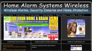Home Alarm Systems Wireless - Reviews and a Blog on Home Security Systems and Home Automation