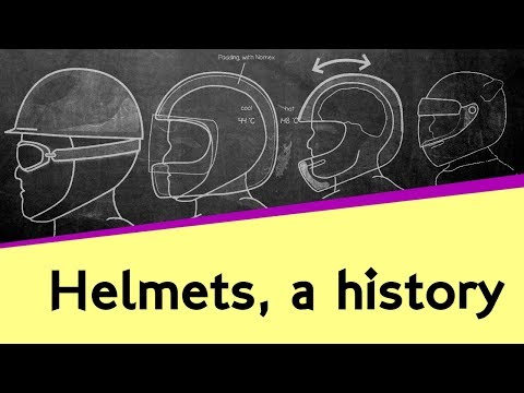 Helmets, a History of Head Protection in F1