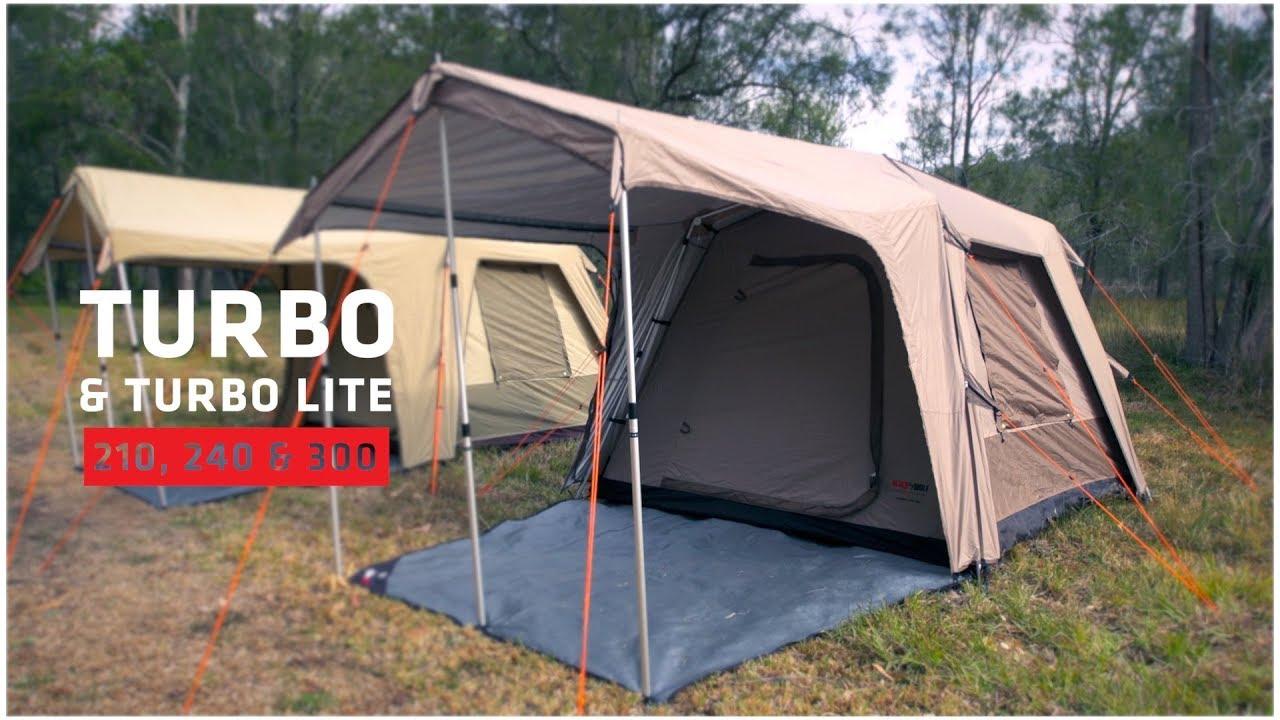 Blackwolf Turbo Tent 210 240 300 Features Youtube