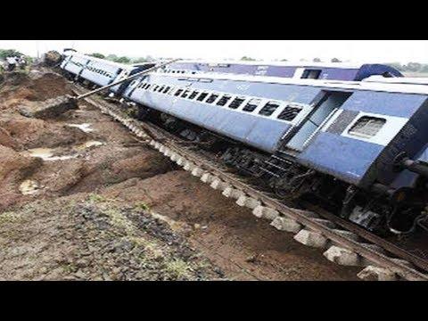 यहां गिरती दिखेंगी ट्रेनें और बोगियां, देखकर उड़ा देहा होश