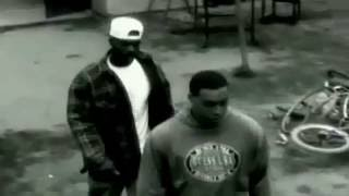 "MC Ren - ""Same Old Shit"" Ft. Tootie & DJ Train (Compton,1993)"