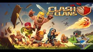 Clash of Clans - 1er Guerre des clans, ** France AllianCe VS The Bombers **