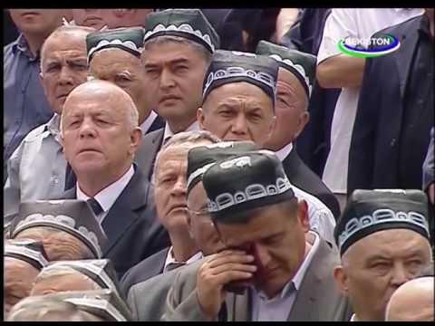 Церемония похорон Первого Президента Узбекистана Ислама Каримова