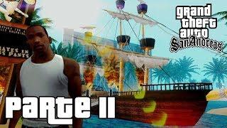 GTA San Andreas - Parte 11 - A CJ le tiran el grupo - Jeshua Games