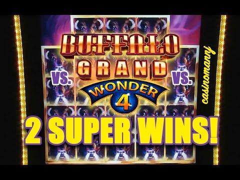 Wonder 4 slot machines casino video machines