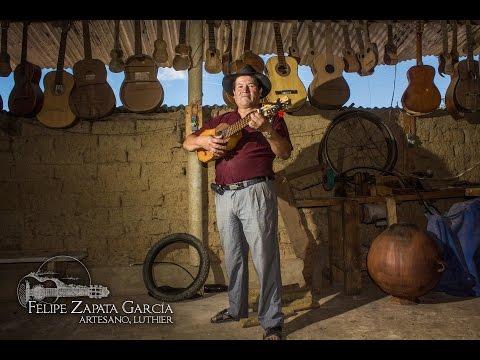 Charangos De Bolivia #08 | Felipe Zapata García | Villa Serrano