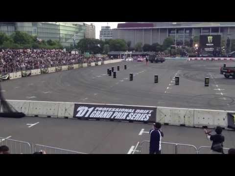Ken Block's Tokyo Experience...derrape de autos