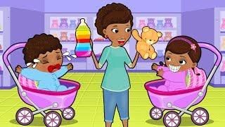 Doc McStuffins Po Polsku Bajki Dla Dzieci 💖 Kreskówka Dla Dzieci 💖 Johny Johny Yes Papa #84 MP3