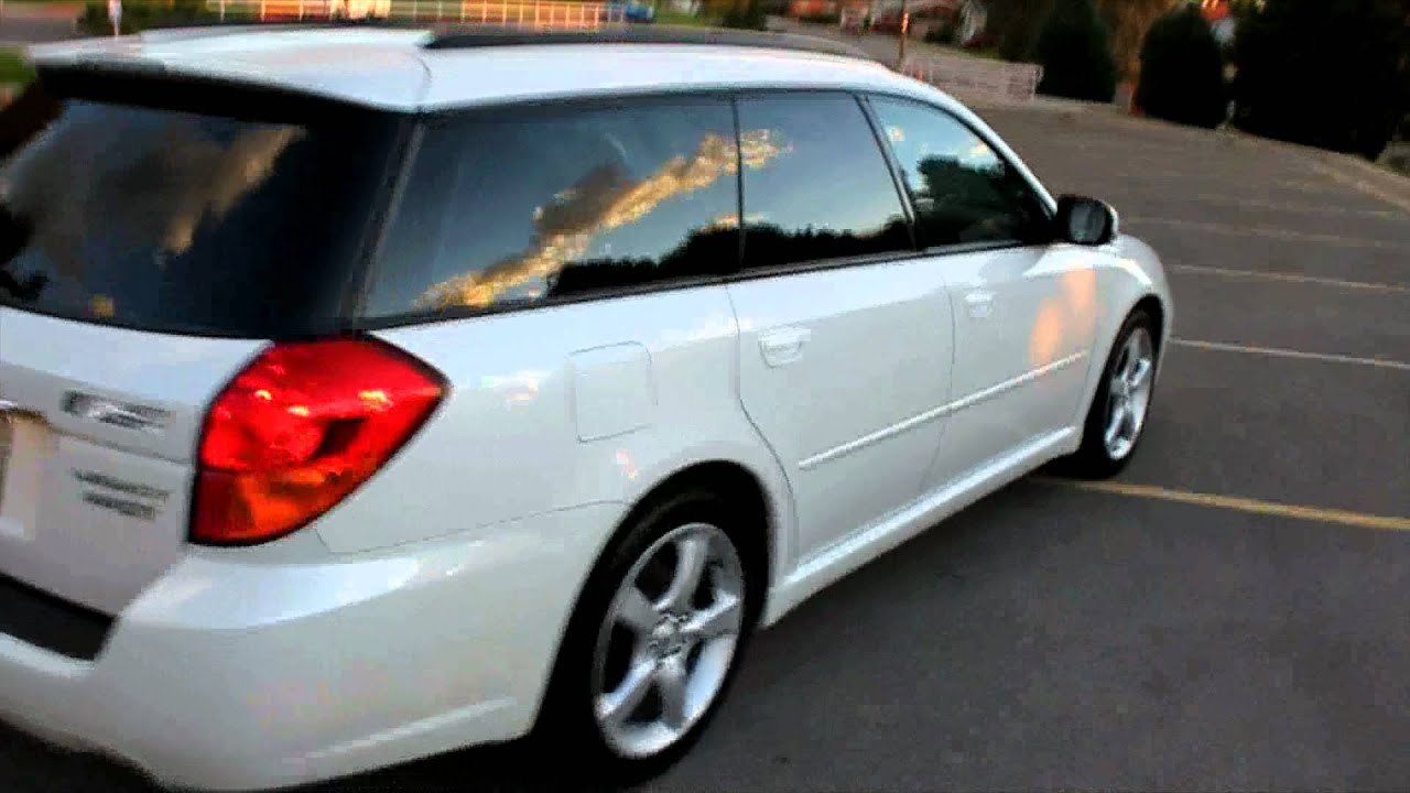 Subaru legacy 25 gt wagon sold youtube vanachro Images