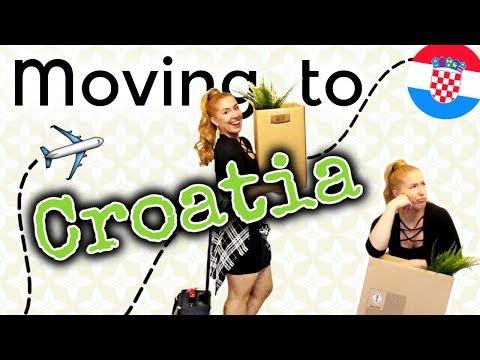 Moving to Croatia PART 1 | Legalities & Work | Visa, EU Citizens, Finding a Job