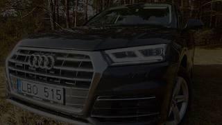 Обзор Audi Q5 2020!