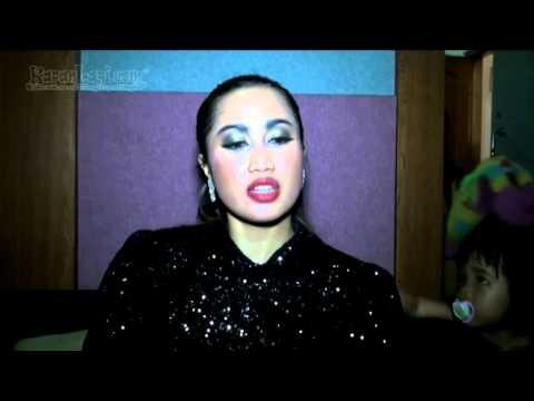 Melinda �Curhat� Lewat Lagu JANGAN BOHONGI
