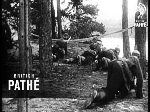German Troops (1914-1916)