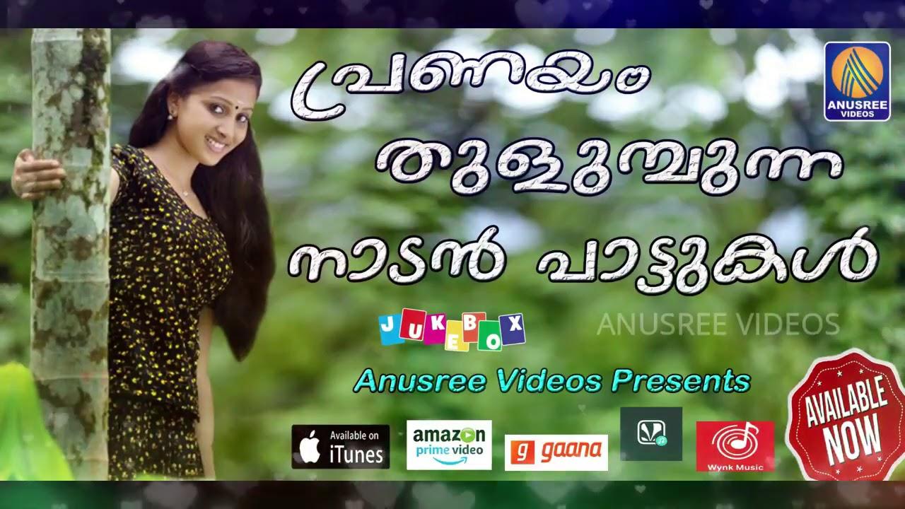 Pranayam Thulumbunna Naadan Paattukal | New Malayalam Folk Songs 2020