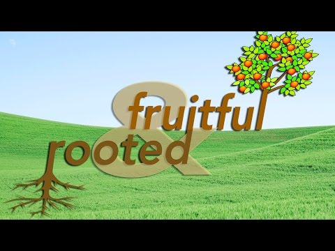 The Psalm 1 Song (Rooted and Fruitful)