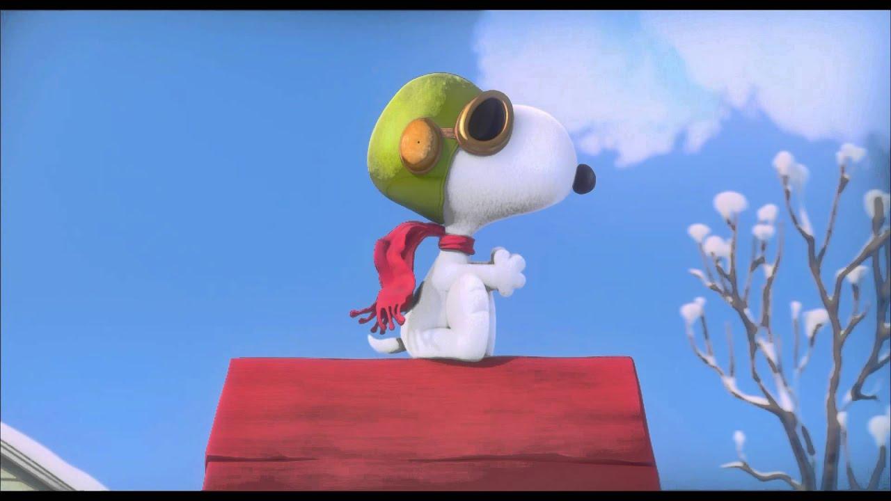 The Peanuts Movie / Ο Σνούπι και ο Τσάρλι Μπράουν - Πίνατς: Η Ταινία - Teaser Trailer