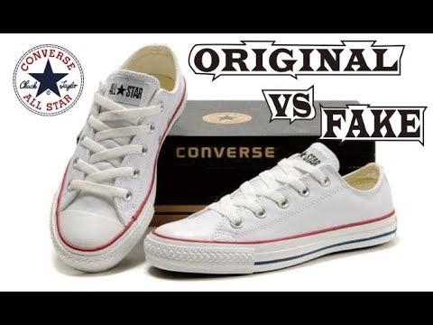 941b77ae1bb1 Membedakan Sepatu Converse ORIGINAL dan FAKE - YouTube