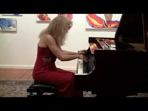 Sophia Agranovich - Rachmaninoff Prelude in G minor, Op. 23 No. 5