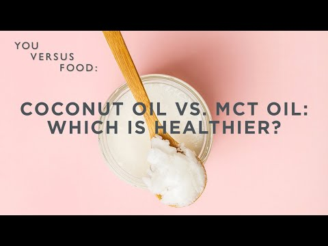 A nutritionist explains why people are so damn obsessed with MCT and coconut oils
