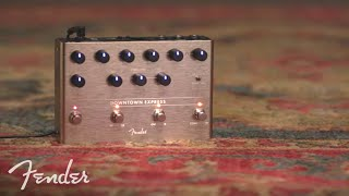 The Downtown Express Demo | Effects Pedals | Fender