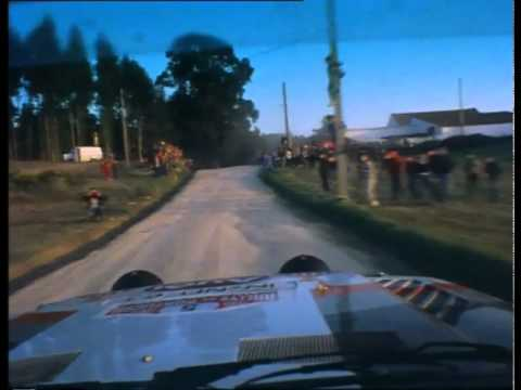 Walter Röhrl in his Audi Sport Quattro S1 - The most amazing onboard ride (Original Rallye Footage!)