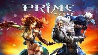 Prime World: видео обзор ролевой стратегии с элементами MOBA. |Prime world (Мир Прайма) регистрация.