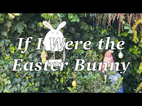 Super Shed Stories: If I Were The Easter Bunny