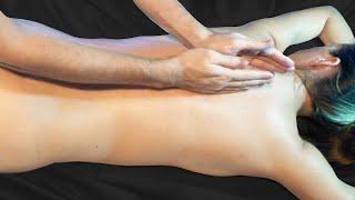 Растирание. Уроки классического массажа. Trituration. Lessons of classical massage