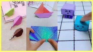 gấp đồ chơi bằng giấy siêu đẹp- origami art #47