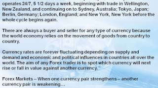 Gods Honest Truth About Forex Trading
