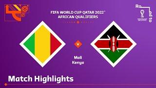 Мали  5-0  Кения видео