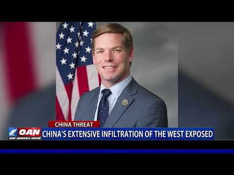 China's extensive infiltration of the West exposed