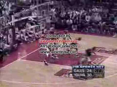 1998 IHSA Championship:  Galesburg vs Whitney Young