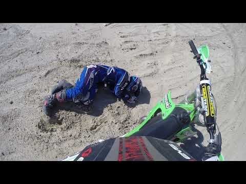 The time I broke my back at Ocotillo Wells.