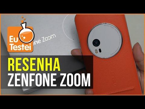 Zenfone Zoom, o smartphone que finalmente É uma câmera - Resenha EuTestei