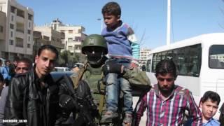 Русский Солдат в Сирии