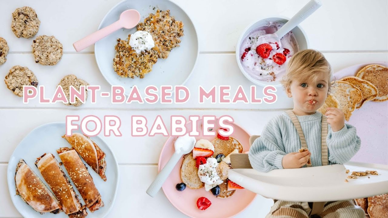 5 Easy + Delicious Baby-Led Weaning Meal Ideas || for babies + toddlers