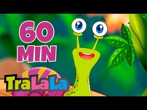 60 MIN Melc, melc, codobelc - Cântece pentru copii   TraLaLa