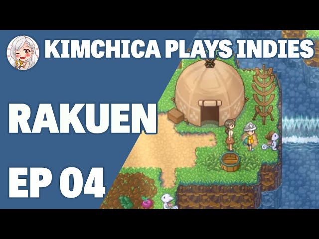 Winston's Request // Kimchica Plays: Rakuen (Ep 04)