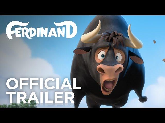 Ferdinand   Official Trailer #1   HD   Vlaams  2017