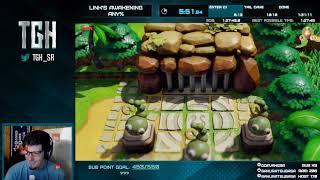 Zelda: Link's Awakening 2019 Any% Speedrun in 1:28:29