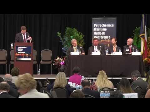 Petrochemical & Maritime Outlook Conference Transportation and Logisitics Panel