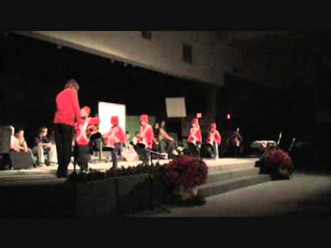 YouTube: Happy Birthday Jesus, Antelope Christian Academy Pt2