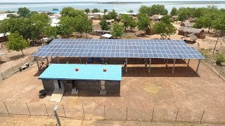Solar-Powered Mini-Grids Bring Security and New Economic Opportunities in Ghana