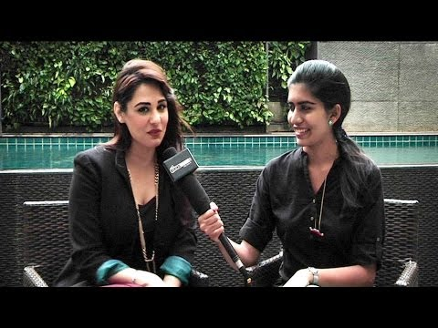 """People here like voluptuous women"" - Mandy Takhar 