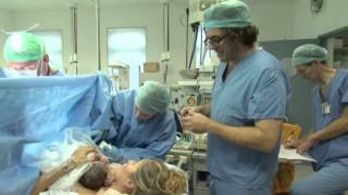 The natural caesarean  a woman centred technique