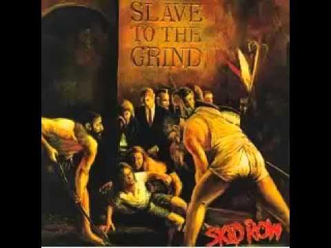 Skid Row - Slave of the grind (Full Album)